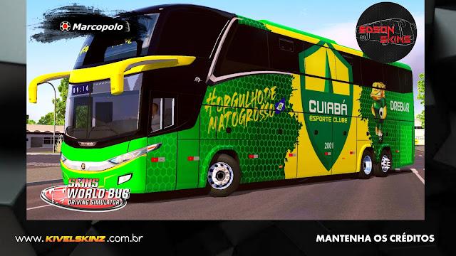 PARADISO G7 1600 LD - CUIABÁ ESPORTE CLUBE