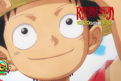 Peringati Ulang Tahun ke-20, One Piece Buatkan Episode Spesial Untuk Fans!