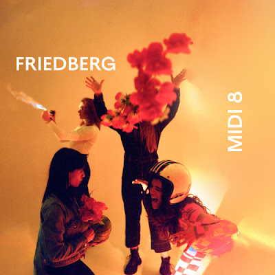 "Allow Us To Introduce You To Ginchy-Groovy Group Friedberg & Their Ethereally Exhilirating Tune ""Midi 8""!"