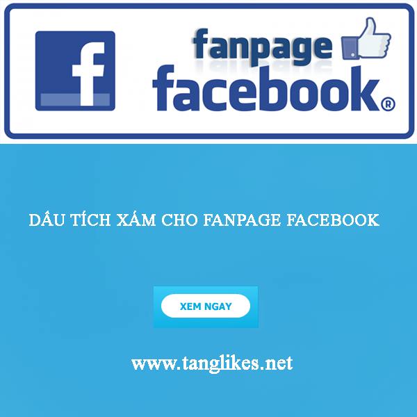 Lợi ích của dấu tích xám cho fanpage