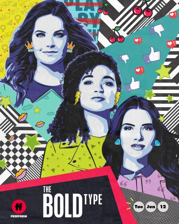 Bold Type season 2 poster