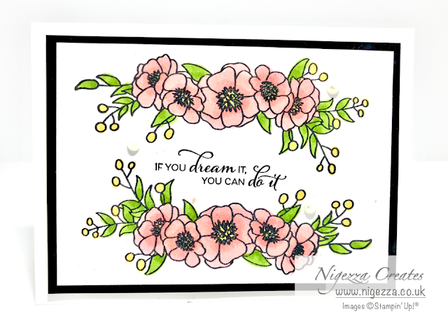 Nigezza Creates with friends from Stampin' Up! Bloom & Grow