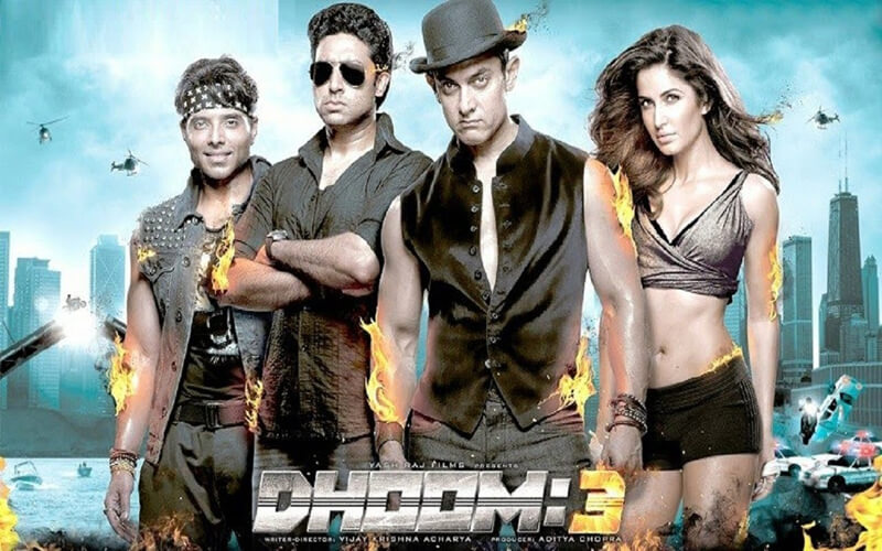 Top 10 Highest Grossing Bollywood Movies