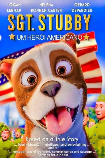 Baixar Sargento Stubby Um Herói Americano Torrent Dublado - BluRay 720p/1080p