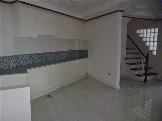 townhouse for sale in Quezon City kitchen