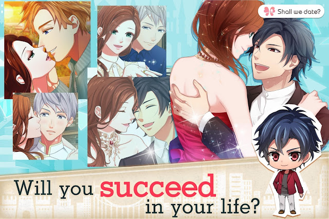 Otome Otaku Girl Shall We Date Modern Cinderella Main Page