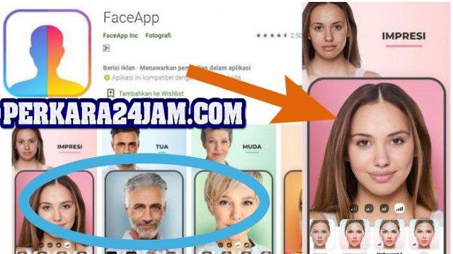 Ragam Aplikasi Edit Foto Untuk Rubah Wajah Yang Lagi Viral
