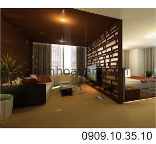 Nội, ngoại thất: Gợi ý 6+ mẫu vách ngăn thông minh cho phòng ngủ hiện nay 5a8efeafa11745491c06