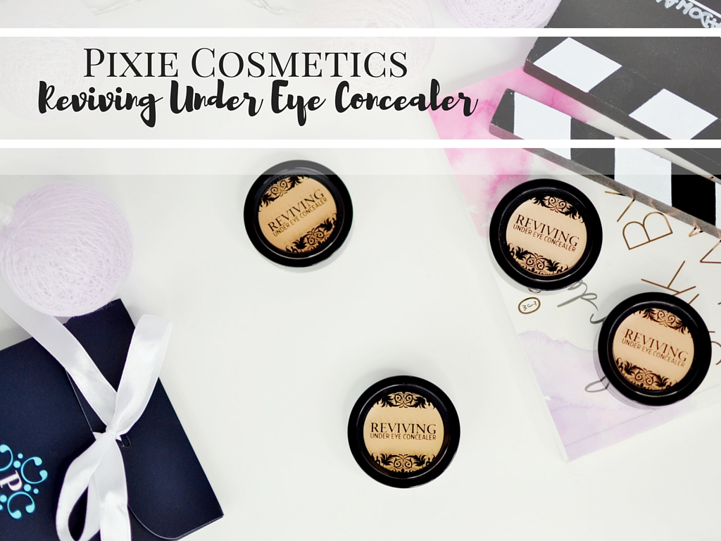 PIXIE COSMETICS KOREKTORY REVIVING UNDER EYE CONCEALER