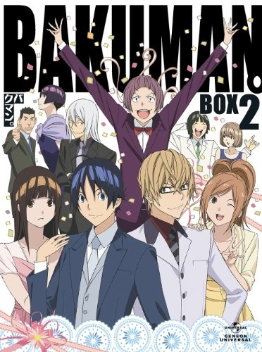Download [Special] Bakuman BD Subtitle Indonesia