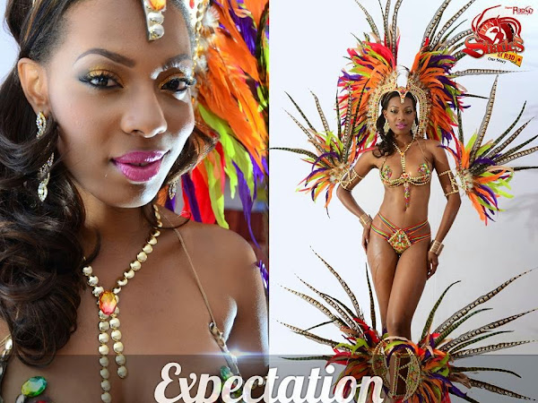 St.Lucia Carnival 2014: Red Unlimited Costume Launch