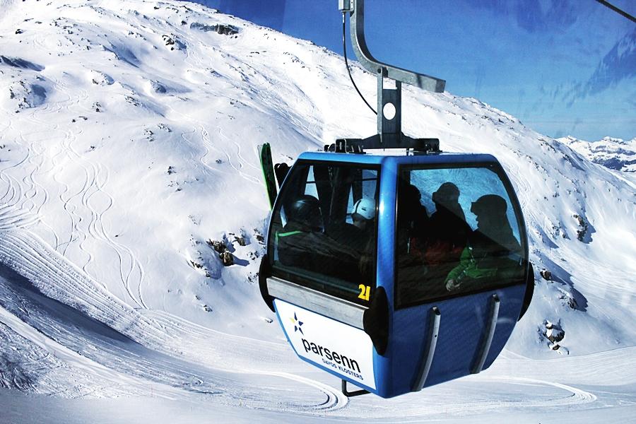 ski seilbahn discover