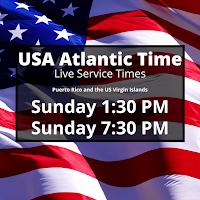 USA Atlantic Time