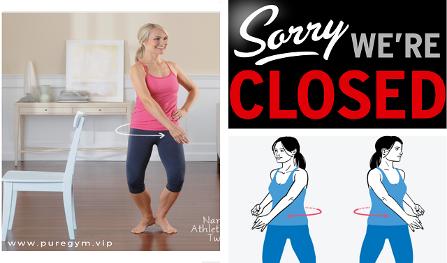 Easy workouts to do At Home (When your Gym near Closed)