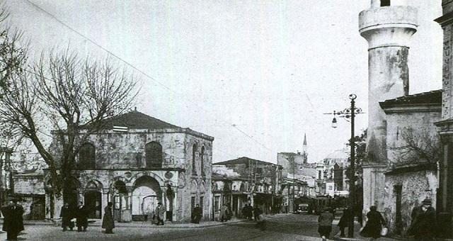 Vezneciler Camcı Ali Camii - Çoktandır Yok