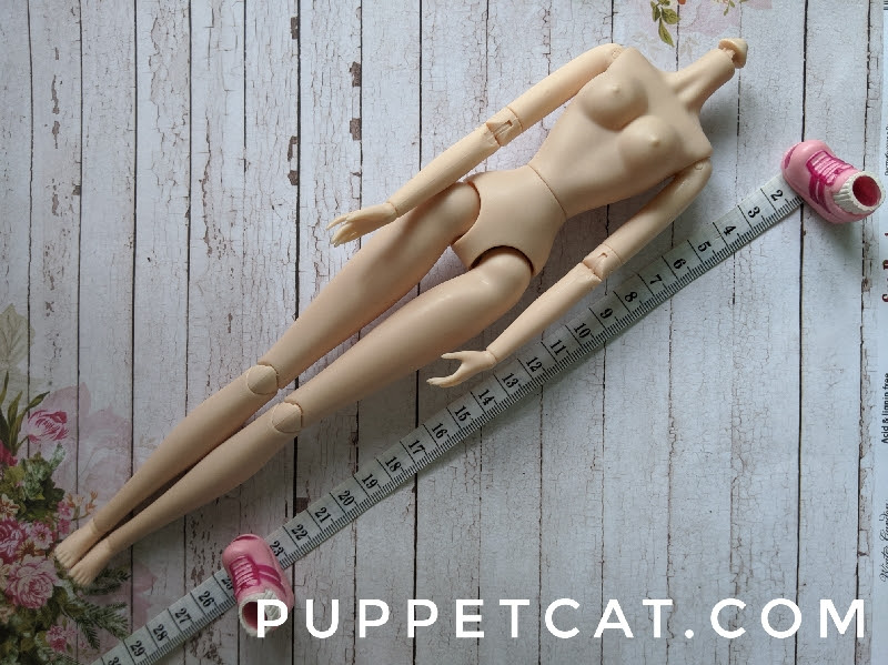 кукольное тело 29 см