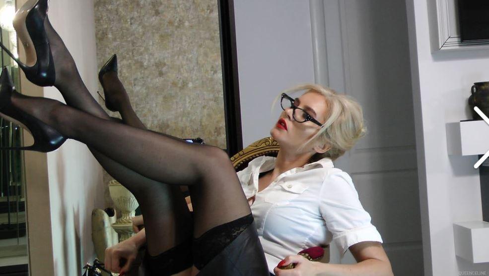 QueenCeline Model GlamourCams