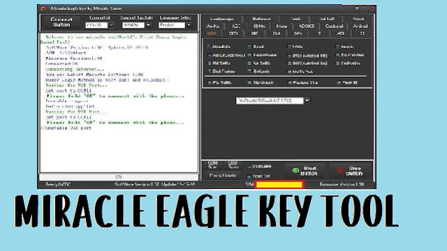 Download Miracle Eagle Eye Latest Setup v3.04 | Miracle Eagle eye Update