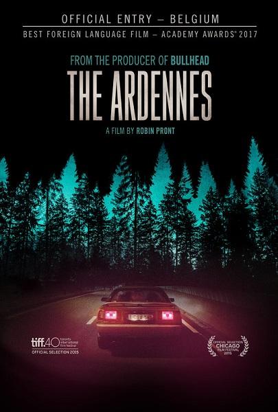 Film The Ardennes 2017 Bioskop