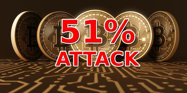 Hình thức tấn công 51% là gì?