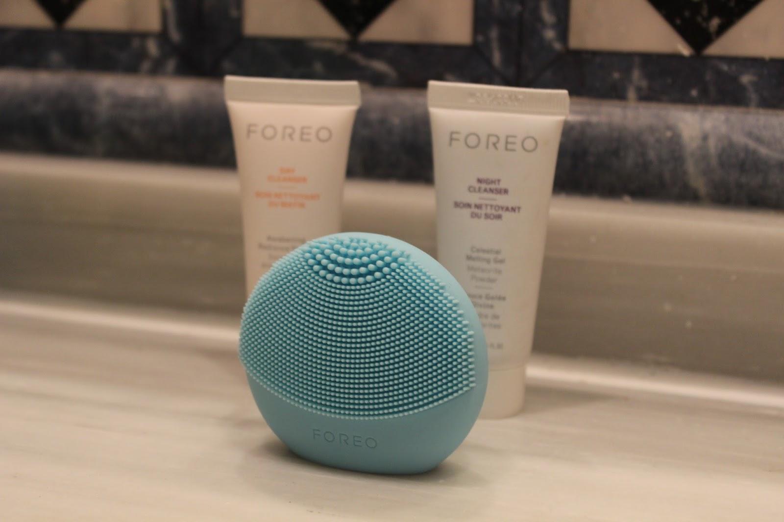 limpieza facial pieles sensibles