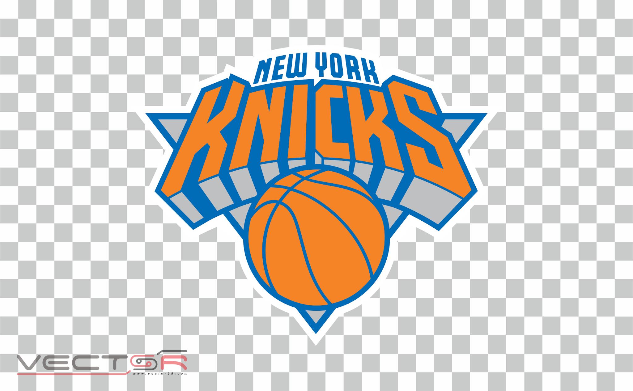 New York Knicks Logo - Download .PNG (Portable Network Graphics) Transparent Images