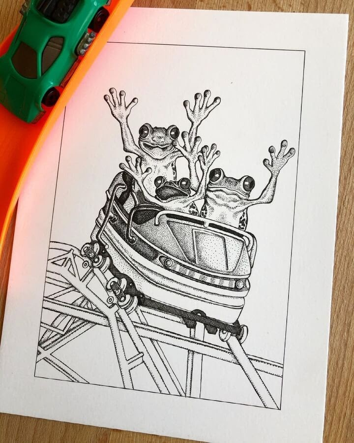 03-Frogs-on-the-roller-coaster-Diane-Swartzberg-www-designstack-co