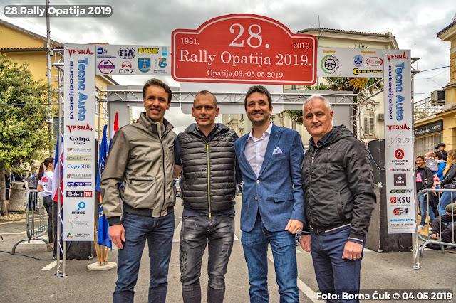 28.izdanje Rally Opatija 2019