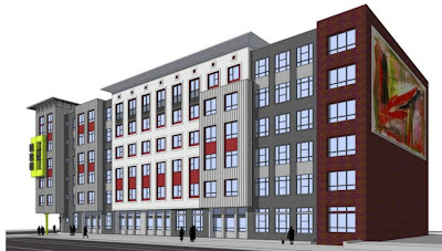 Washington DC retail and real estate construction news, featuring retail for lease