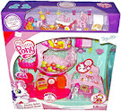 MLP Sweetie Belle Gumball House Value Pack Building Playsets Ponyville Figure