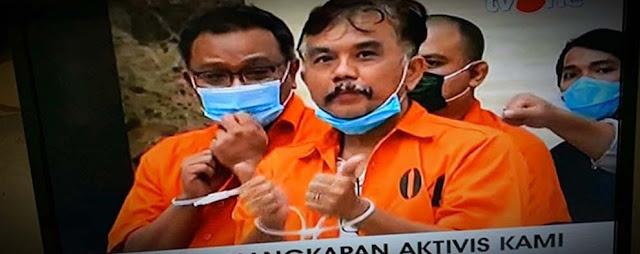 Vonis Suharjito Vs Tuntutan Syahganda, Pengamat: Ini Kezaliman Dan Pelanggaran HAM!