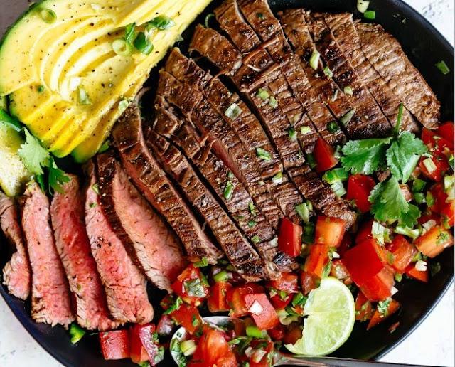 Carne Asada #dinner #beef