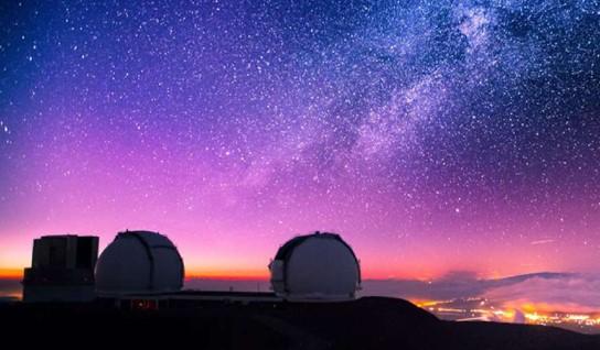 los 5 telescopios mas grandes del mundo Los telescopios gemelos del Observatorio WM Keck