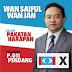 Pendang Harus Berubah - Undilah Wan Saiful Wan Jan