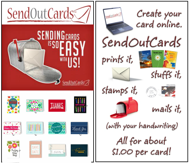 Operation Organization by Heidi - Peachtree City Professional Organizer Shares about and Easy and Affordable service to Send Greeting cards without leaving the house!