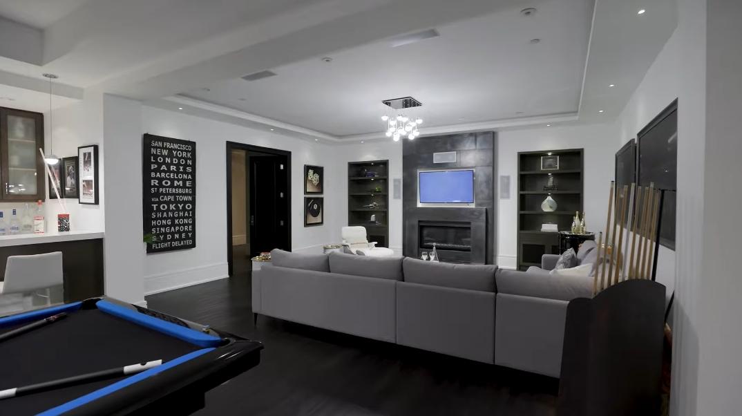 71 Interior Photos vs. 13283 56th Ave, Surrey, BC Ultra Luxury Mansion Tour