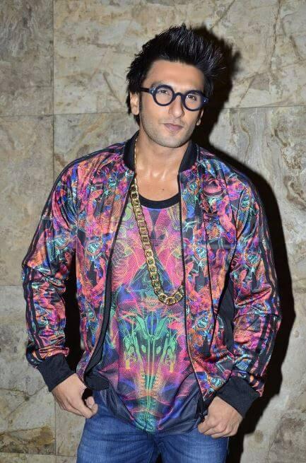 Ranveer Singh New Hairstyle for Befikre
