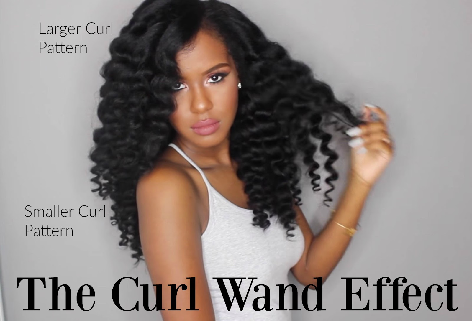 Pleasing Why I Secretly Love Wand Curls More Than Flexi Rods Bellemocha Com Natural Hairstyles Runnerswayorg