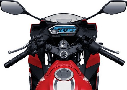Fitur All New Honda CBR150R Facelift