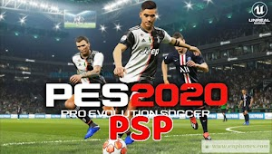 Download PES 2020 iso for PPSSPP Emulator - Offline