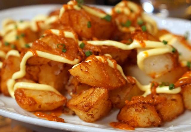 Resep Patatas Brava Dari Spanyol