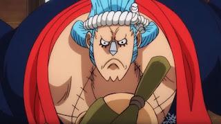 One Piece Episodio 922