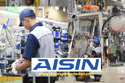 Lowongan Kerja PT Aisin Indonesia Automotive Karawang Tahun 2021