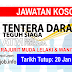 Job Vacancy at Tentera Darat (TD)
