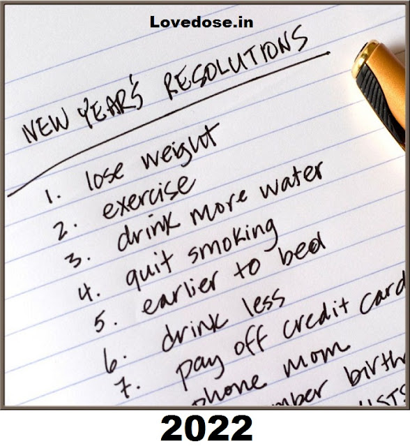Top New Year's Resolution Ideas