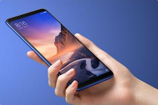 HP Xiaomi dengan baterai besar