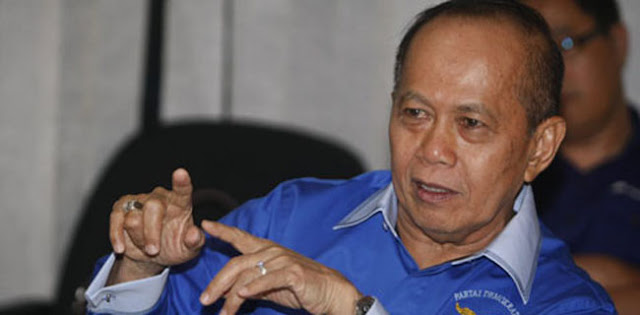 Tidak Sejalan Dengan Bamsoer, Syarief Hasan: Jabatan Presiden Sudah Ideal Maksimal Dua Periode