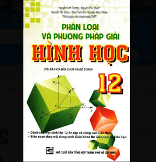 Phân Loại Và Phương Pháp Giải Hình Học Lớp 12 ebook PDF-EPUB-AWZ3-PRC-MOBI