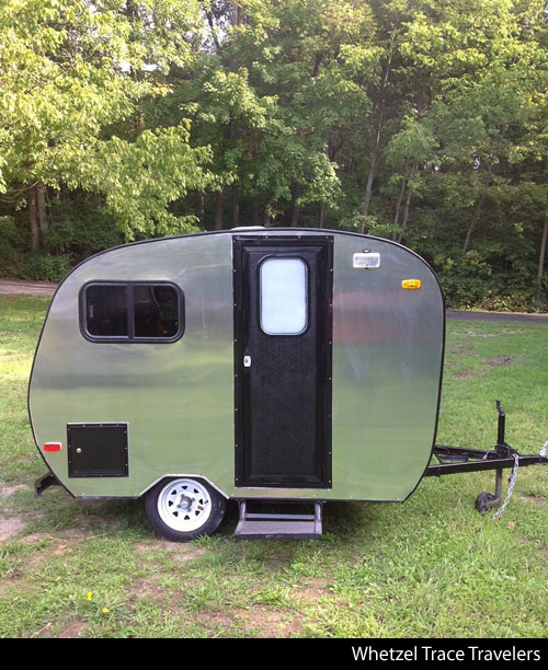 I Found My Dream Trailer At Whetzel Trace Travelers