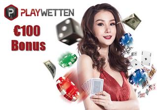 Playwetten no deposit bonus